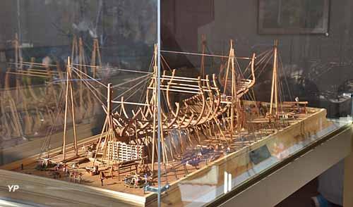 Musée de la Marine - mémorial Amiral de Grasse