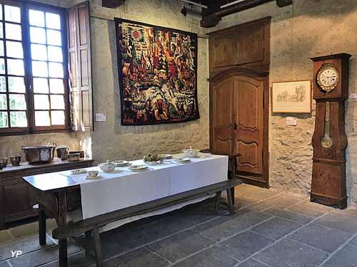 Hôtel Bonnot de Bay - Musée du pays d'Ussel