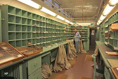 Musée postal des anciens ambulants de Toulouse