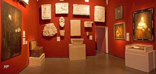 Palais des Gouverneurs génois - musée d'ethnographie corse