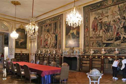 Palais Rohan - bibliothèque