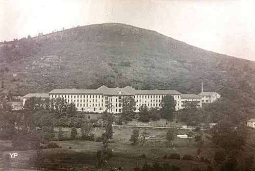 Sanatorium de Sainte-Feyre