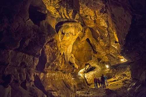 Site historique des grottes de Saint Christophe