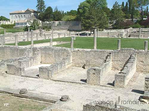 Site antique de la Villasse - Maison au Dauphin
