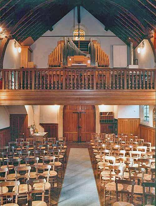 Temple Protestant - Église réformée de Poissy