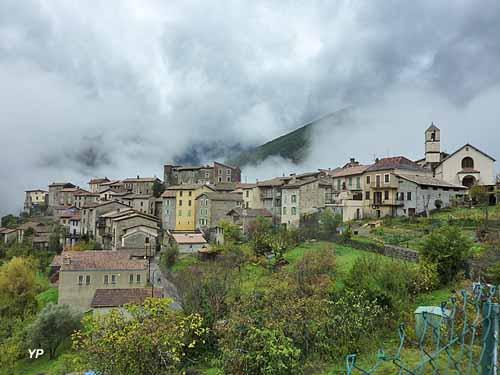 Village médiéval de Marie