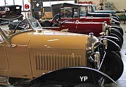 Conservatoire Citroën - types 5HP