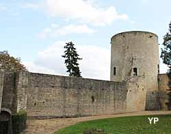 Château-fort de Gisors - tour du Prisonnier
