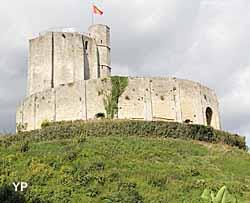 Château-fort de Gisors - donjon