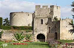 Château-fort de Gisors - tour du Gouverneur (Yalta Production)