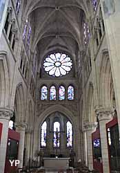 Église Saint-Gervais Saint-Protais - choeur