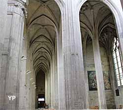 Église Saint-Gervais Saint-Protais - bas-côtés