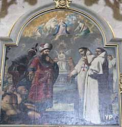 Église Saint-Gervais Saint-Protais - Claude Vignon