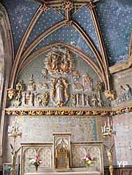 Église Saint-Gervais Saint-Protais - chapelle de la confrérie de l'Assomption