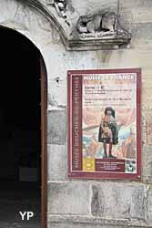 Beffroi - musée Boucher de Perthes