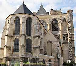 Collégiale Saint-Vulfran