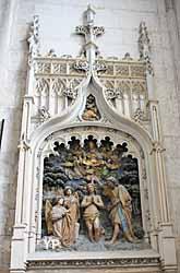 Collégiale Saint-Vulfran - chapelle de saint Jean-Baptiste
