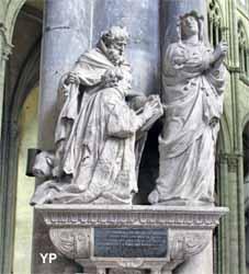 Amiens, cathédrale Notre-Dame - Nicolas Blasset
