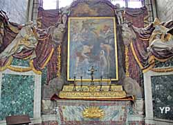 Amiens, cathédrale Notre-Dame - chapelle saint Etienne