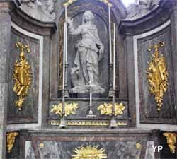 Amiens, cathédrale Notre-Dame - chapelle sainte Marguerite