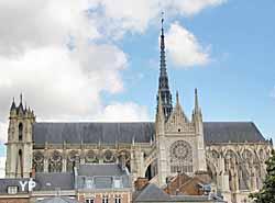 cathédrale Notre-Dame  - chevet
