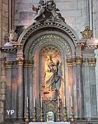 Cathédrale Notre-Dame - chapelle du Saint-Sacrement