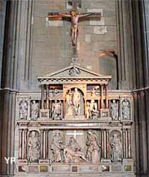 Cathédrale Notre-Dame - chapelle du Rosaire