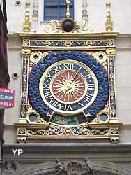Gros Horloge de Rouen (Yalta Production)