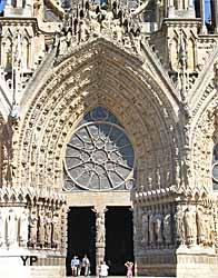 Cathédrale Notre-Dame - portail central