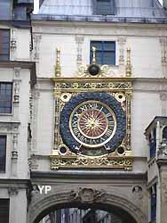 Gros Horloge de Rouen