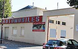 Musée Automobile de Reims-Champagne