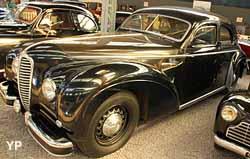 Musée Automobile Reims-Champagne - Delahaye 180