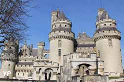 château de Pierrefonds (doc. Yalta Production)