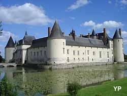 château du Plessy-Bourré