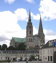 cathédrale de Chartres (doc. Yalta Production)