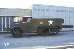 musée du débarquement d'Arromanches