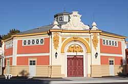 Cirque municipal - Centre national des Arts du Cirque (Yalta Production)