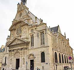 Eglise Saint-Etienne-du-Mont (Yalta Production)