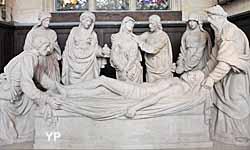 Eglise Saint-Etienne-du-Mont - Mise au tombeau (XVIe s.)