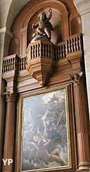 Eglise Saint-Roch - chapelle Saint-Jean-Baptiste