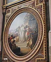 Eglise Saint-Roch - chapelle Sainte-Suzanne