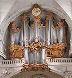 Eglise Saint-Roch - grandes orgues