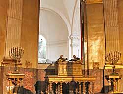 Eglise Saint-Roch - reconstitution de l'Arche d'alliance