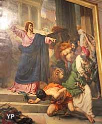 Eglise Saint-Roch - Thomas