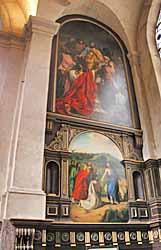 Eglise Saint-Roch - chapelle Notre-Dame de l'Annonciation