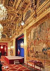 Hôtel d'Evreux - Palais de l'Elysée