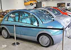 Conservatoire Citroën - prototypes et concept-cars