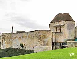 Château Ducal - barbacane de la Porte des Champs