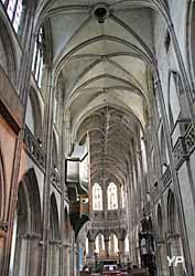 Eglise Saint-Pierre - chapelle Saint Antoine de Padoue