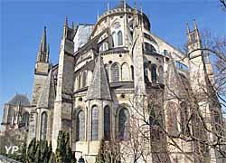 Cathédrale Saint-Etienne - chevet